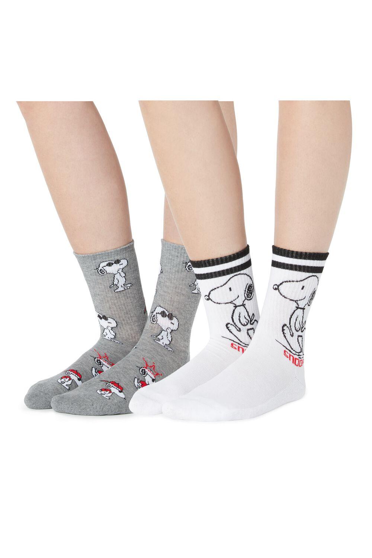 2X 3/4 Fashion Sport Socks