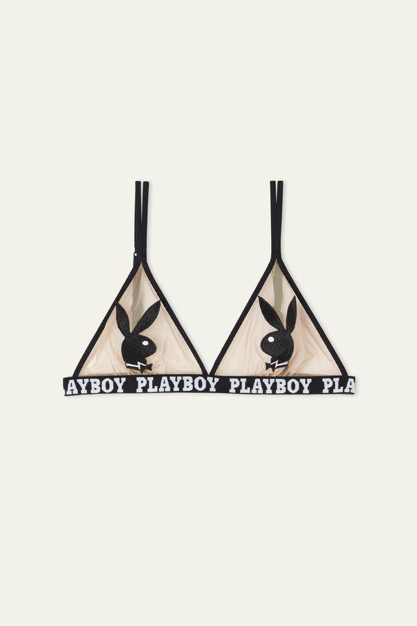 Lisbon Playboy Triangle Bra