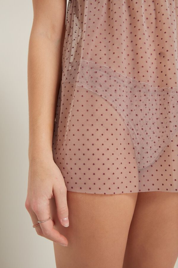 Little Dots Triangle Camisole