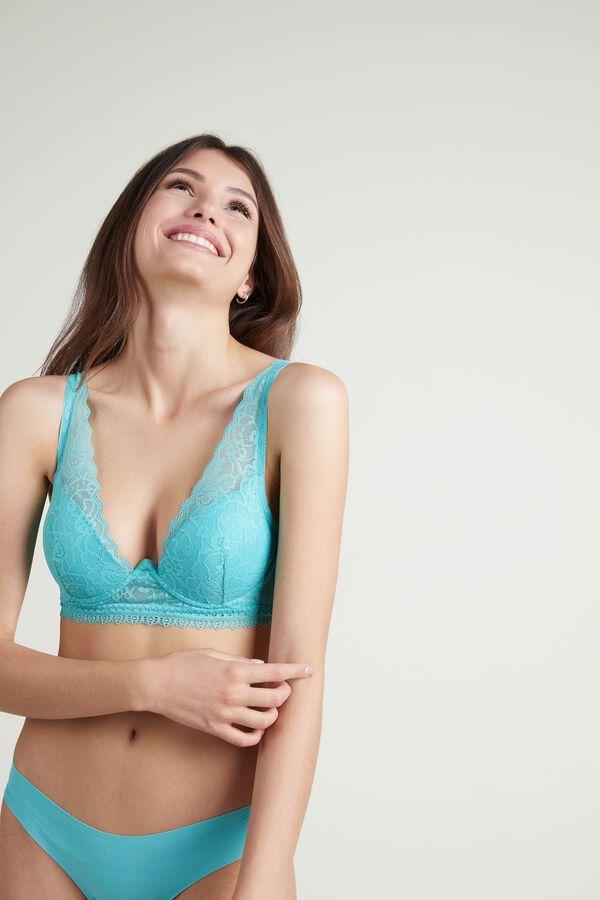 Malibù Super Push-Up Lace Bra