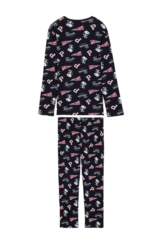 Men's Peanuts© Snoopy College Pajamas
