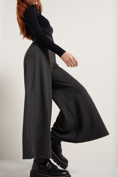 Wide Milano Stitch Hakama Pants