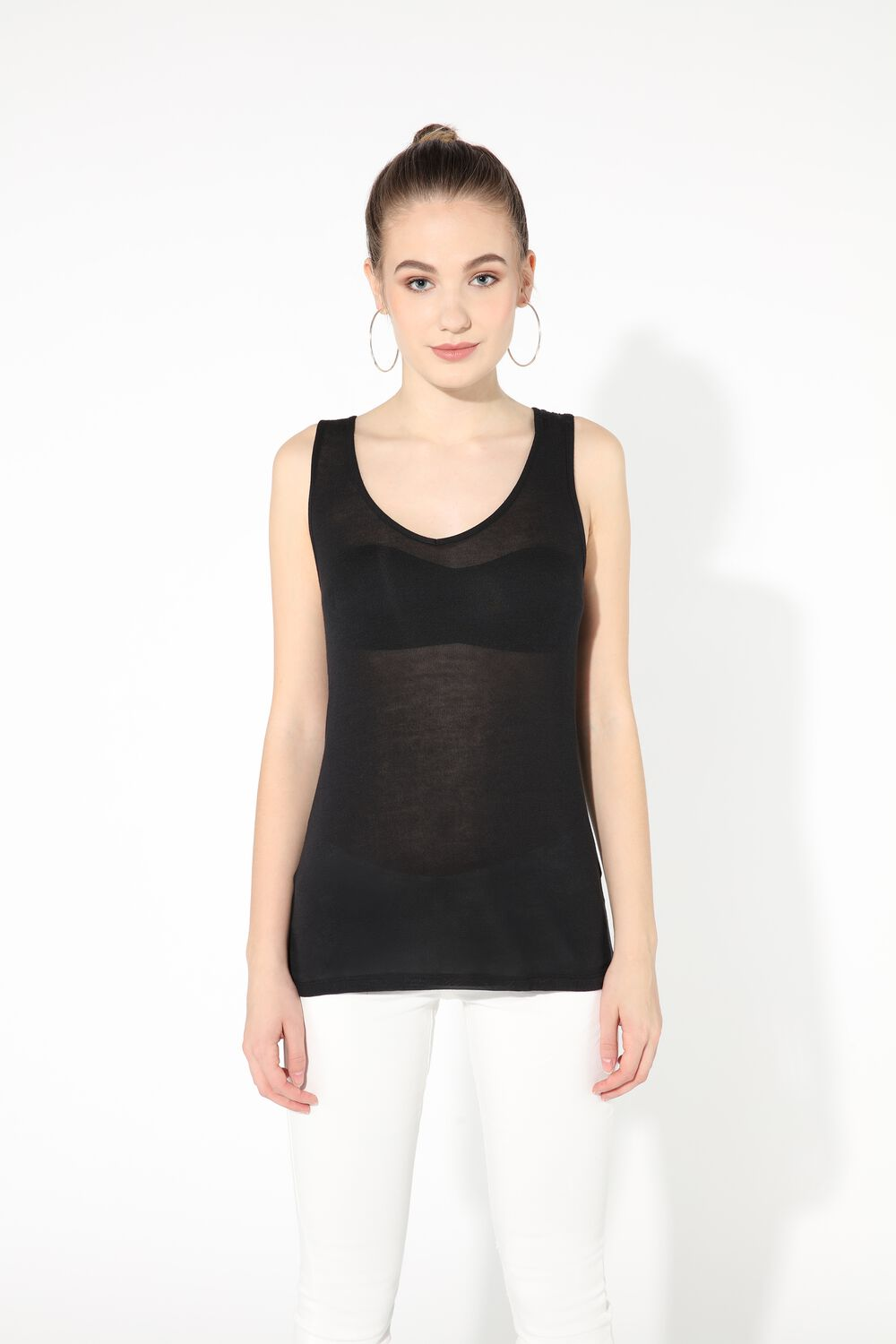 Viscose and Silk Camisole