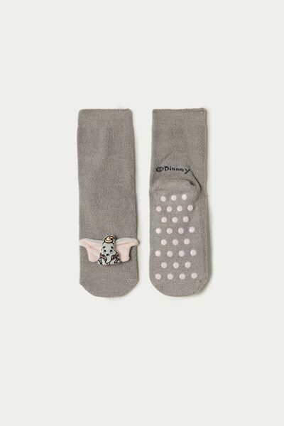 Calcetines Antideslizantes con Aplicación Dumbo