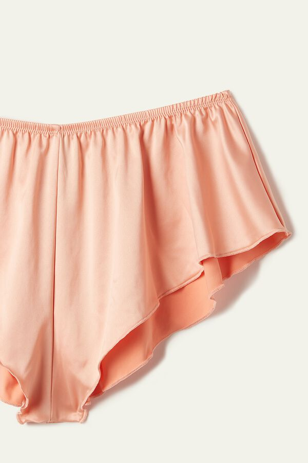 Chic Satin Shorts