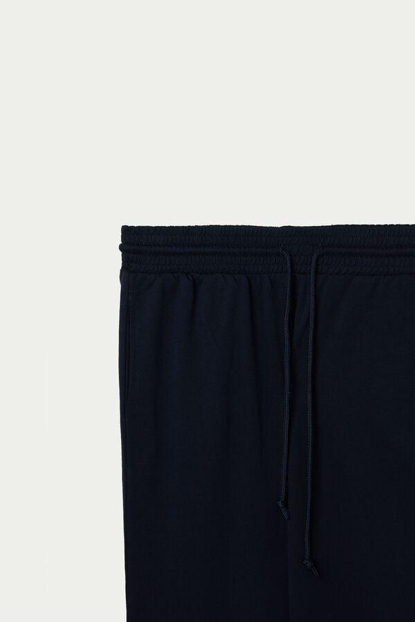 Pantalón de Chándal con Bolsillo de Ojal y Cordón
