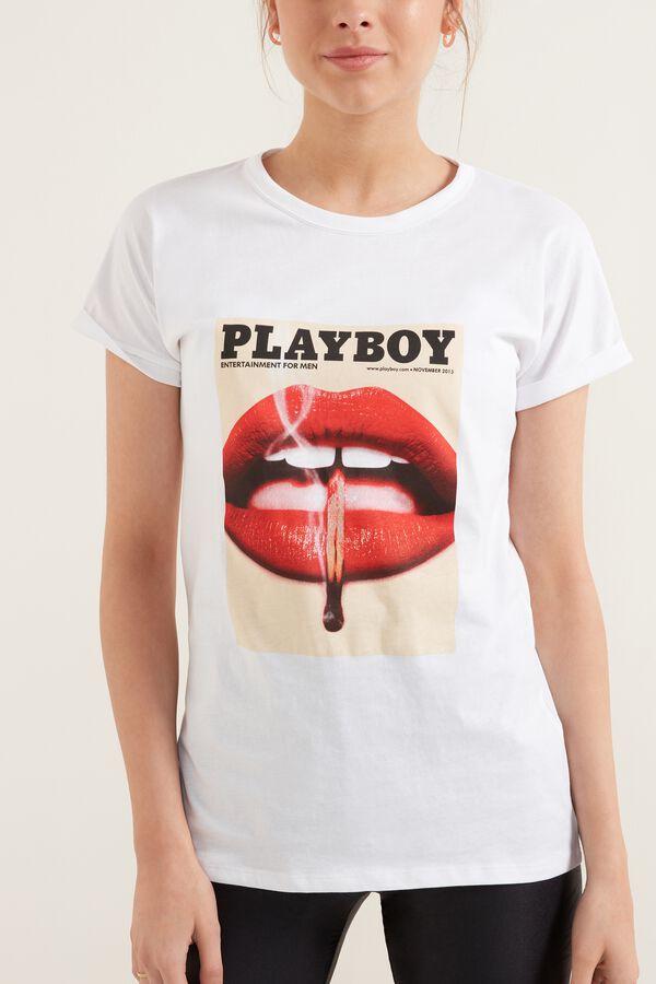 Kimono-T-Shirt Playboy