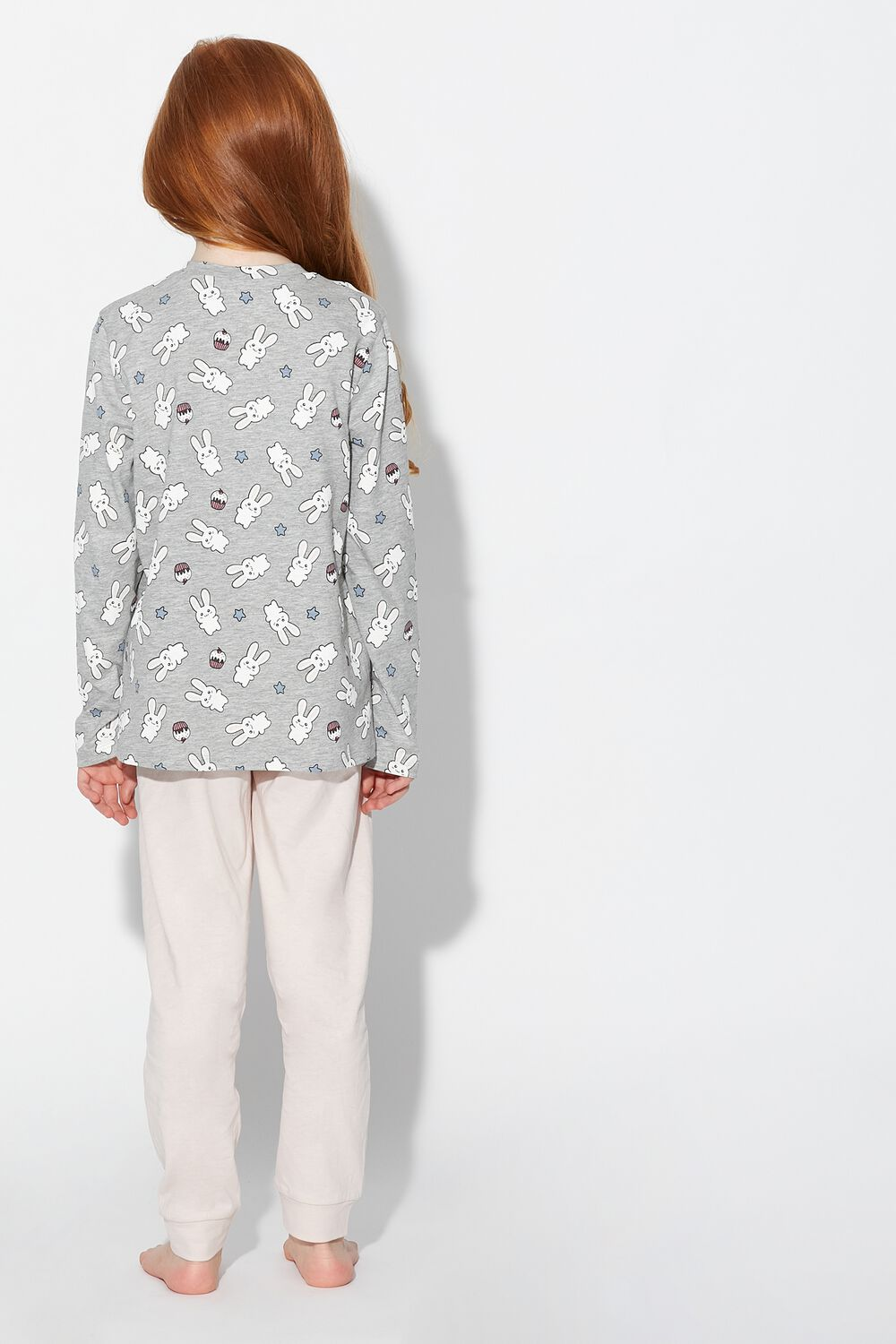 Long Sugar Bunny Pyjamas