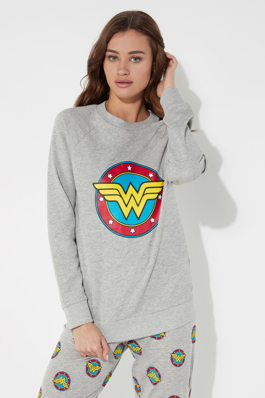 Wonder Woman Long Sleeve Sweatshirt