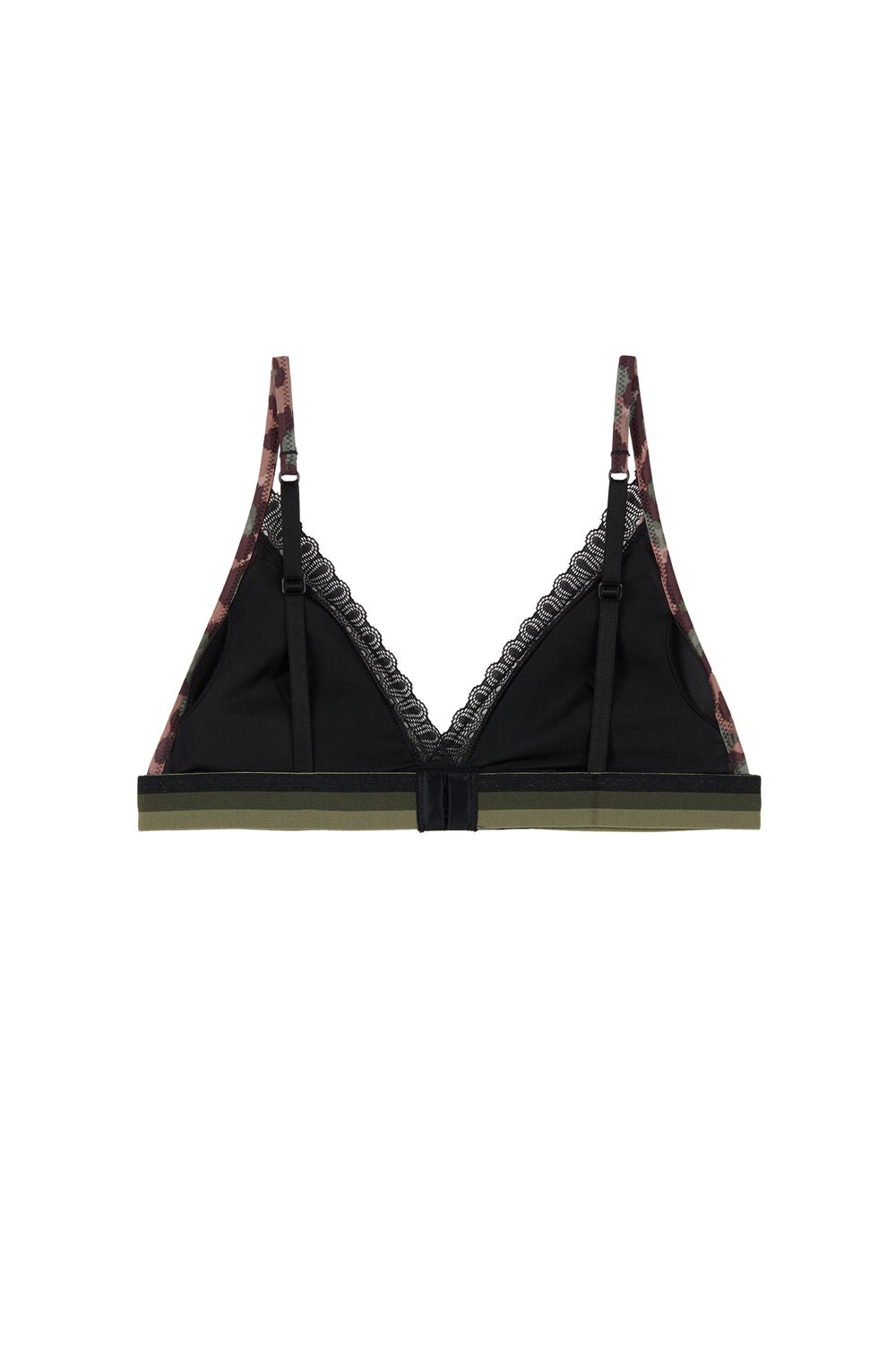 London Special Free Nature Triangle Bra