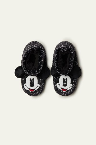 Mickey Mouse Slipper Boots