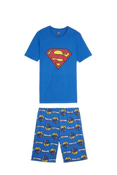 Men's Short Comic Strip Pyjamas