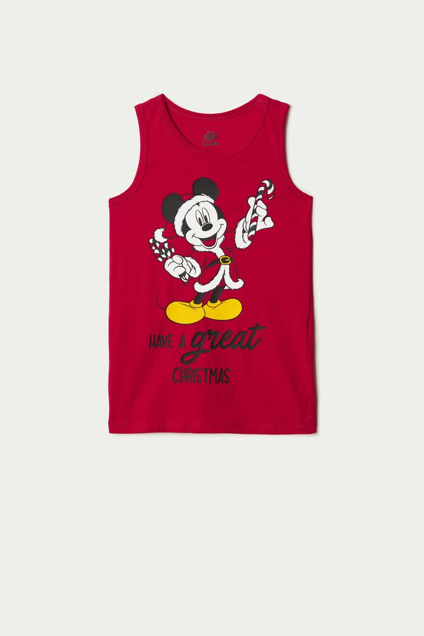 Mickey Mouse Cotton Vest