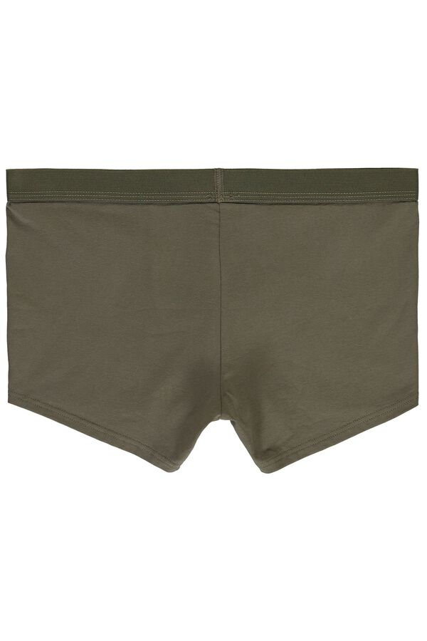 Stretch Cotton Boxer Brief