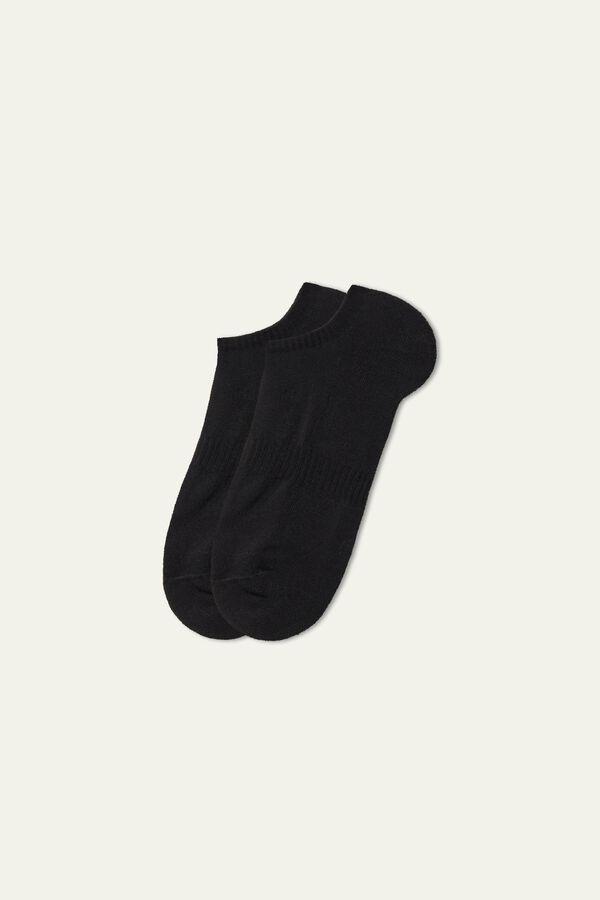 3-Pair Pack Cotton Sport Ankle Socks