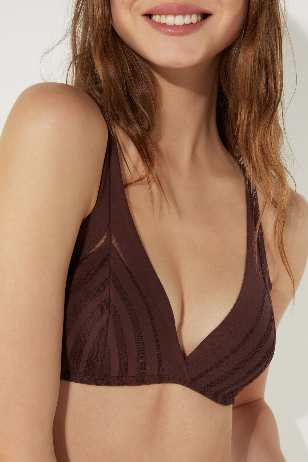 Havana Body Lines Triangle Bralette