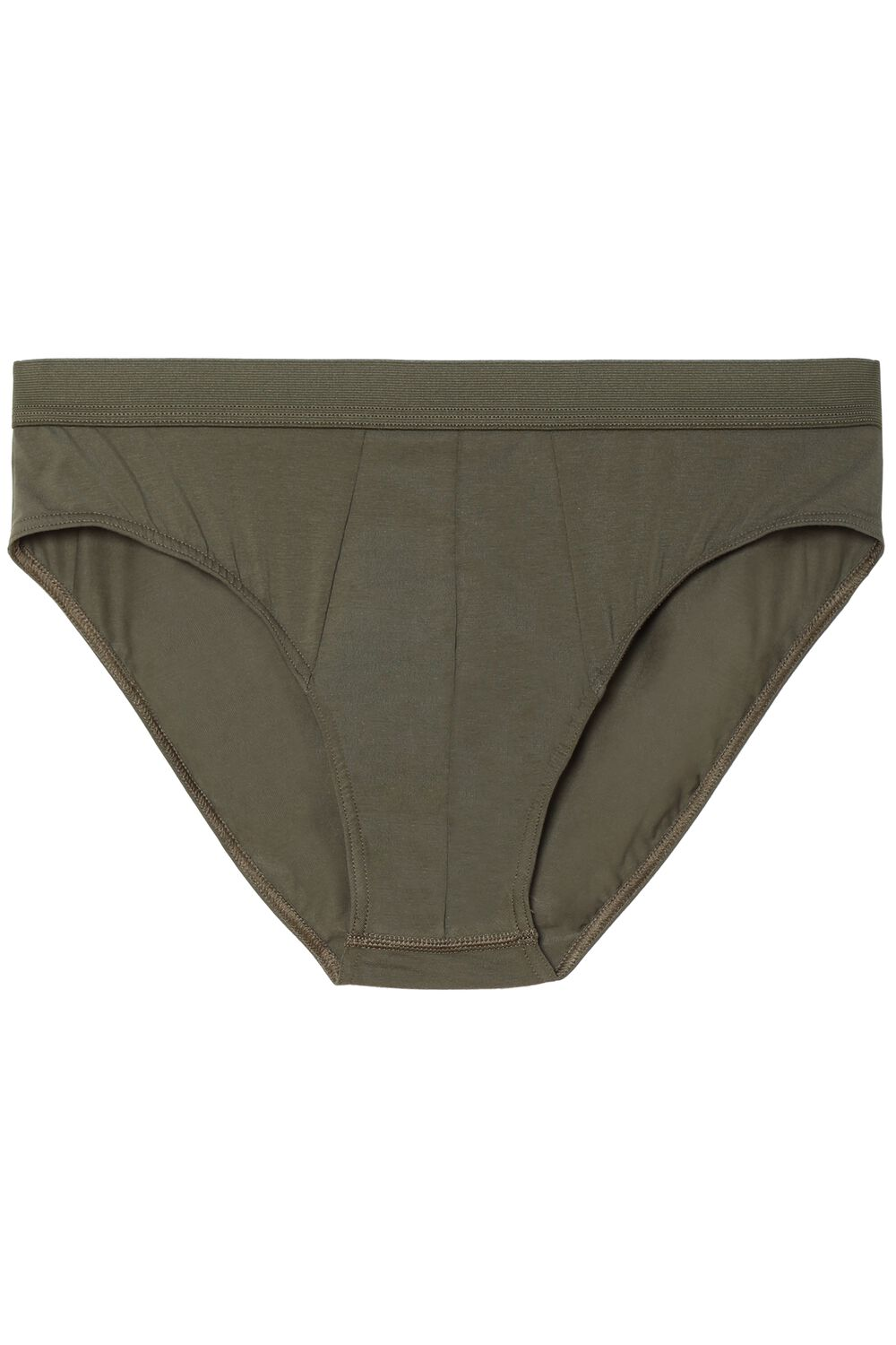 Stretch Cotton Brief