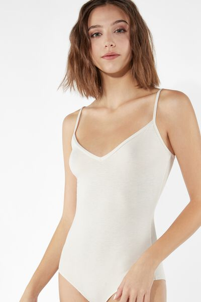 Viscose Bodysuit
