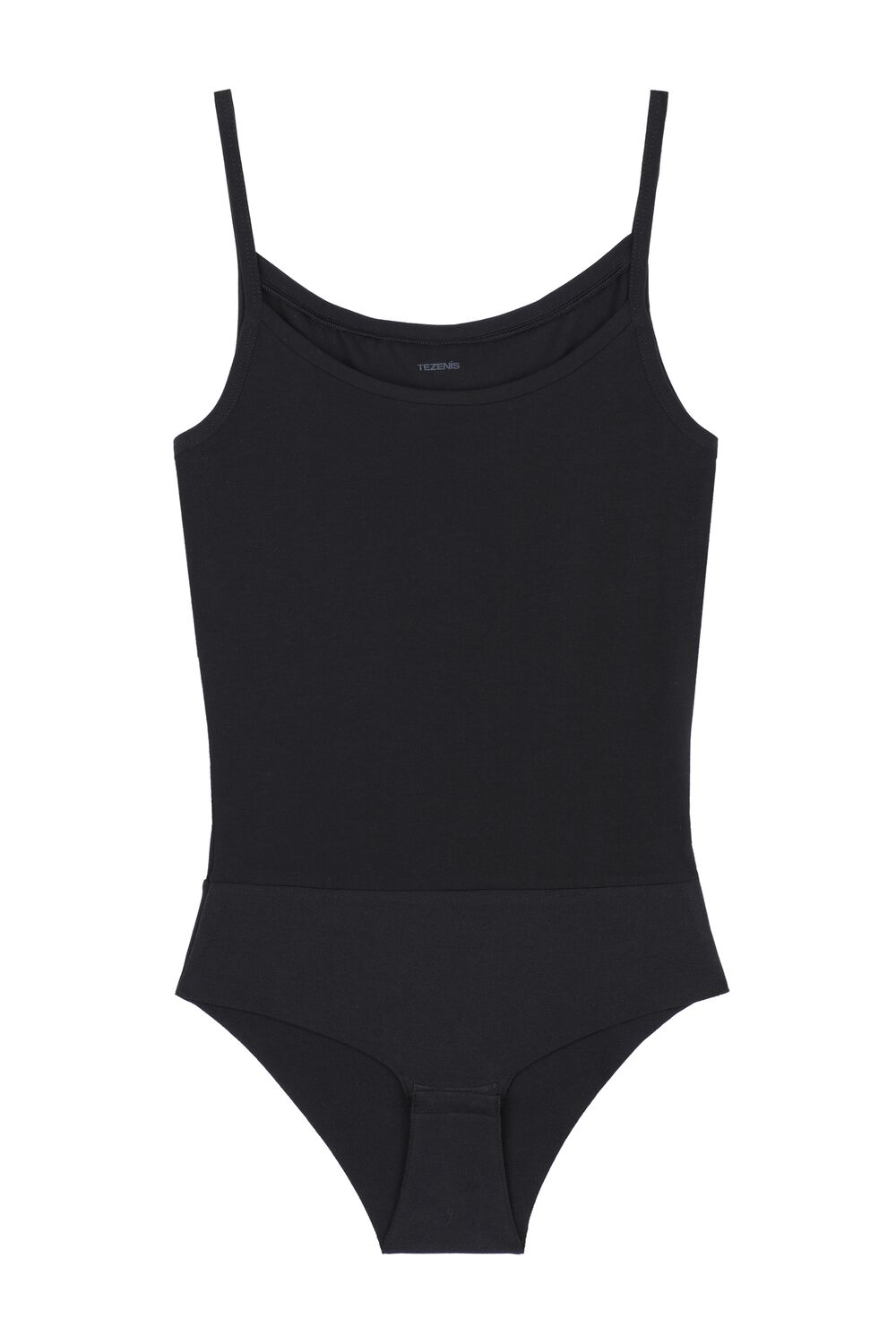 Cotton Body With Thin Stripes