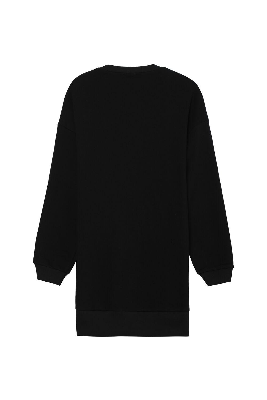 Oversized Sweatshirt Dress