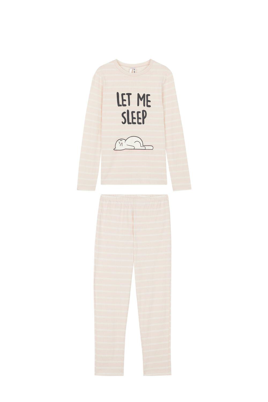 Dlhé Pyžamo Let-me-sleep