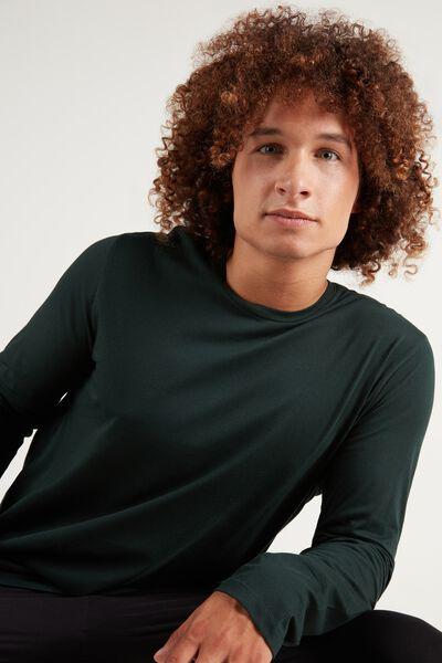 Camiseta Manga Larga Algodón