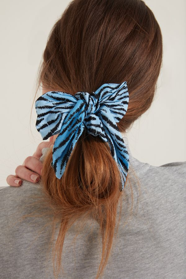 Gemustertes Haarband/Kopftuch