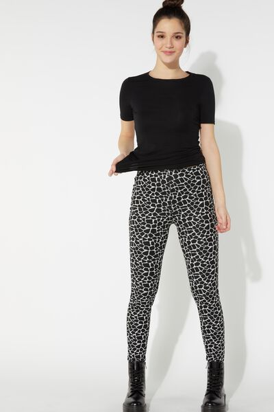 Milano Stitch Jacquard Leggings