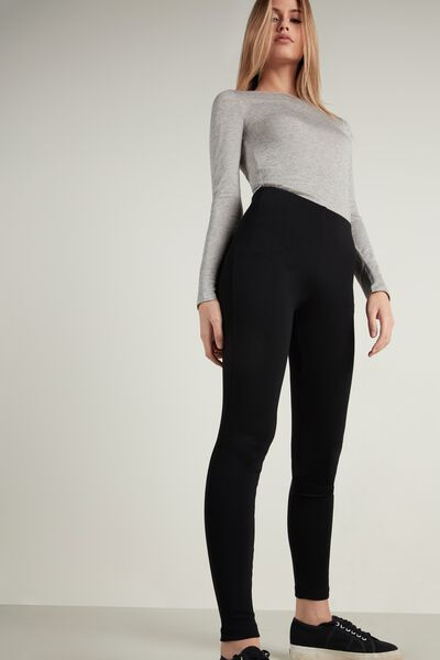 Leggings Basic Punto Milano