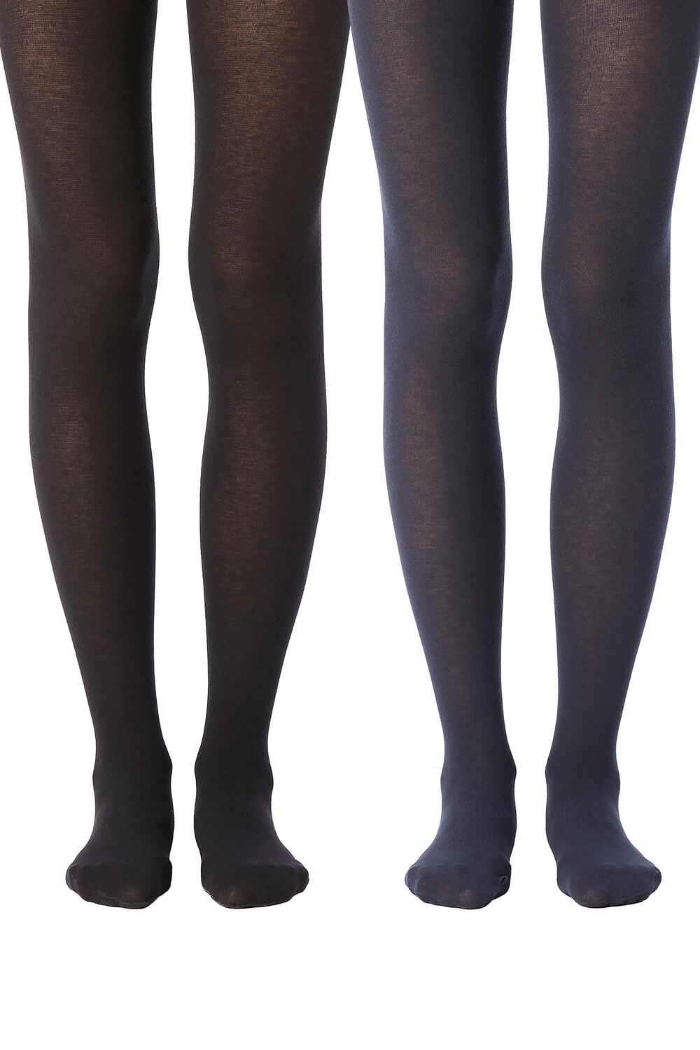 Cotton Tights - 2 Pack