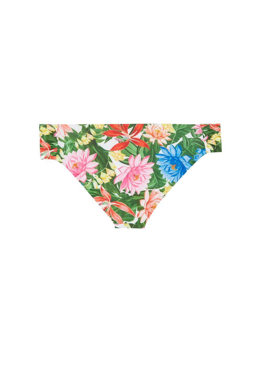 Vysoké Řasené Kalhotky Exotic Lush