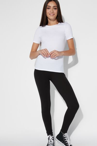 Leggings Basique en Coton