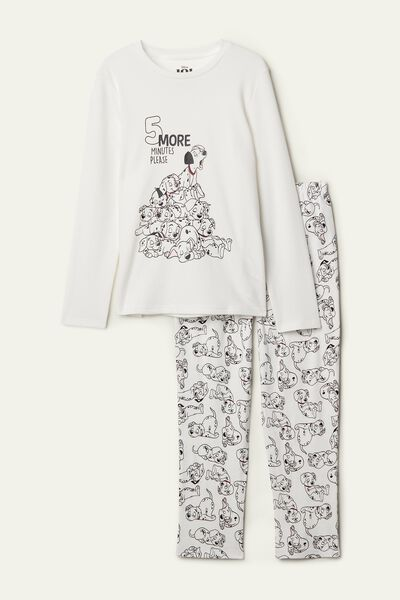 Disney 101 Long Cotton Pyjamas