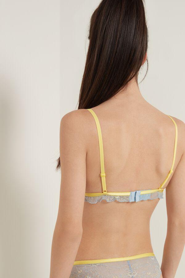 Istanbul Soft Lace Triangle Bra
