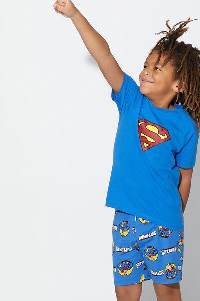 Krátké Pyžamo Superman