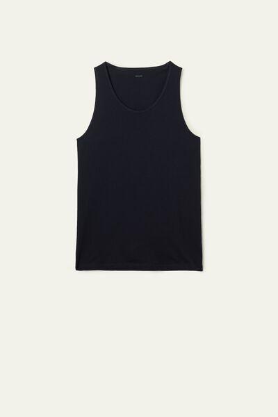 Cotton Jersey Undershirt