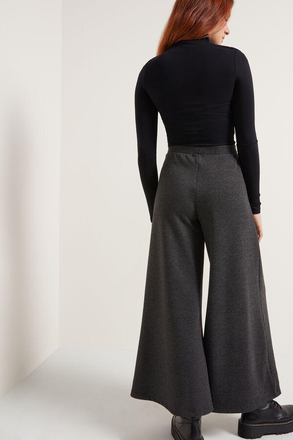Wide Milano Stitch Hakama Pants