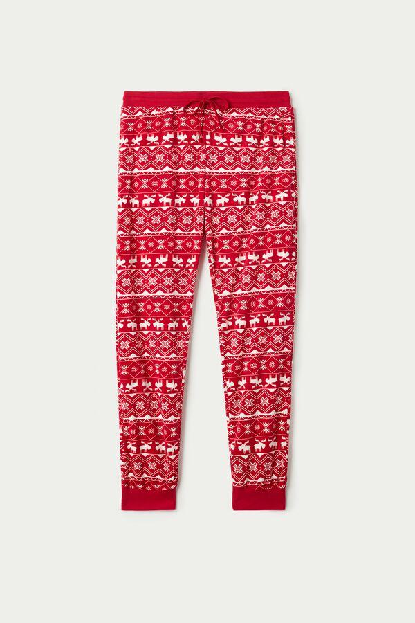 Long Microfleece Pants