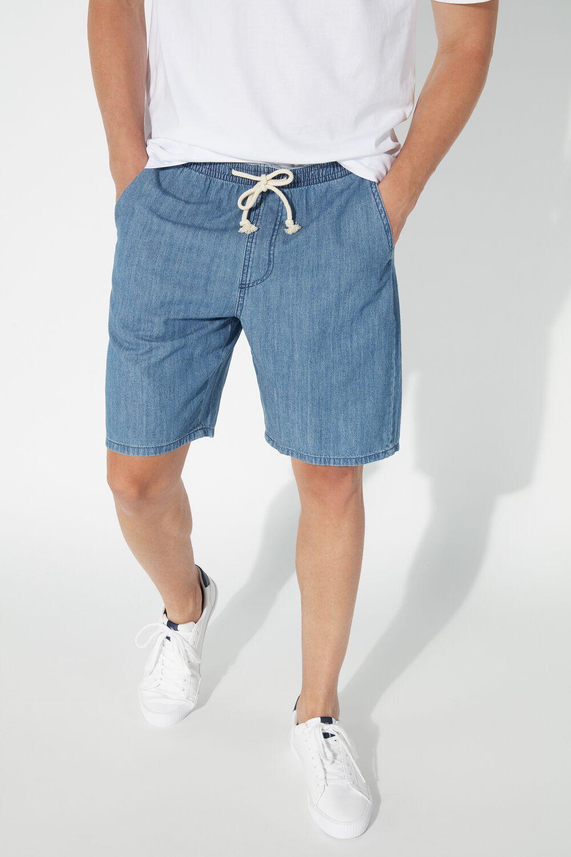Pantaloncino Corto in Denim