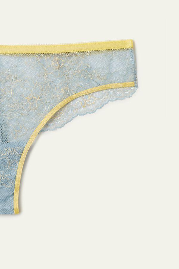 Soft Lace Brazilian Panties