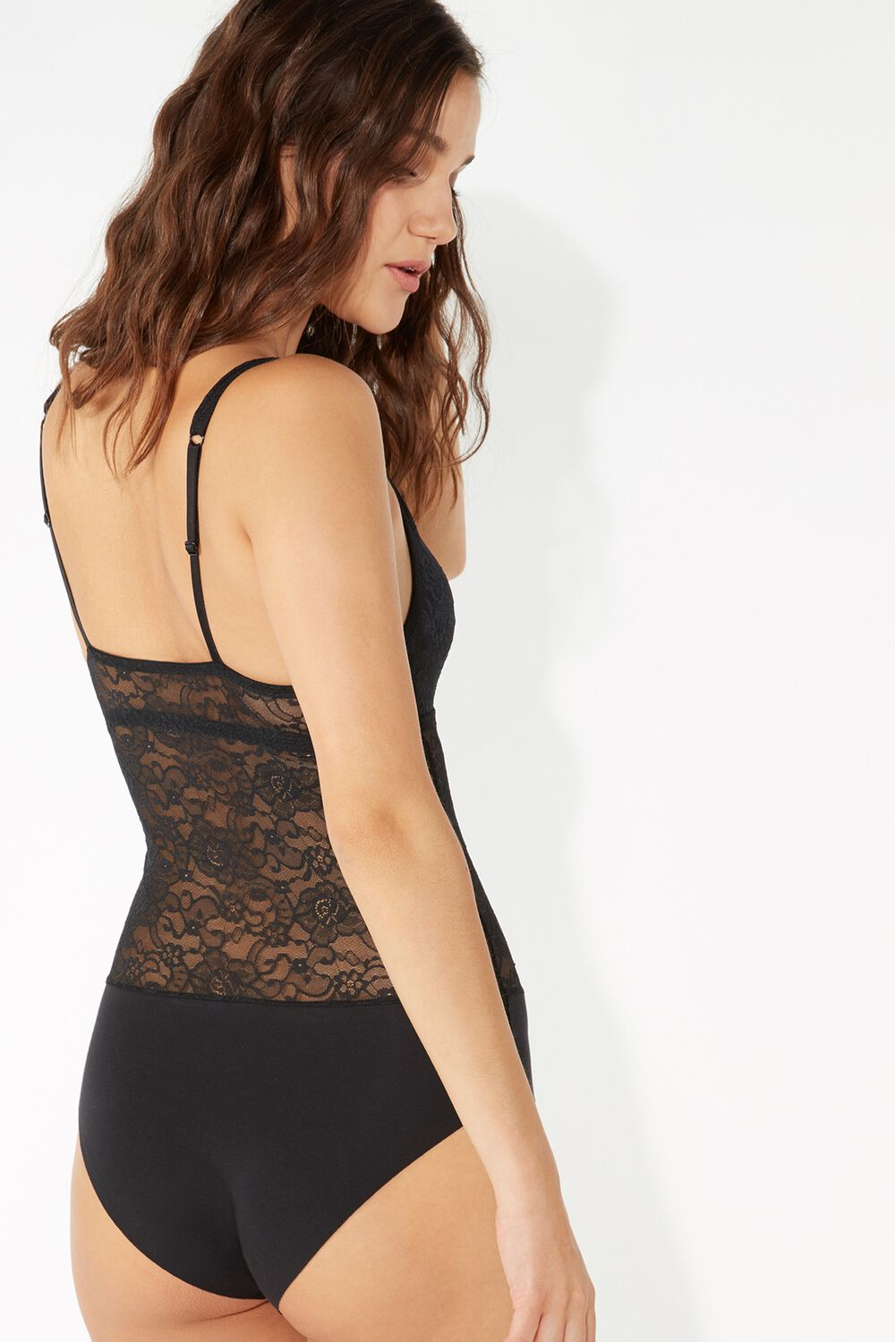 Triangle Lace Body