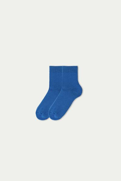 Krátke Bavlnené Termo Ponožky