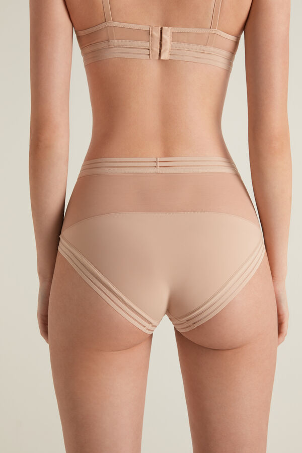 Invisible Soft High-Waist Knickers
