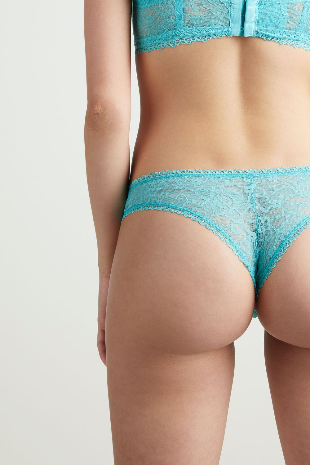Lace Brazilian Brief