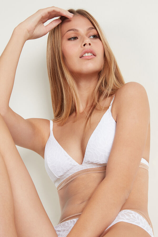London Special Comfy Touch Triangle Bra