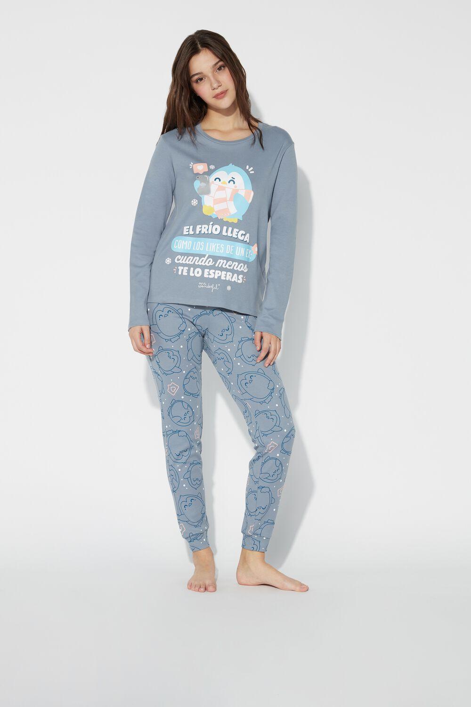 Pijama de Algodón Mr. Wonderful