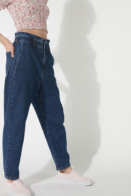 Baggy Denim Pants