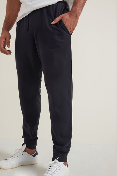 Pique Trousers with Pockets