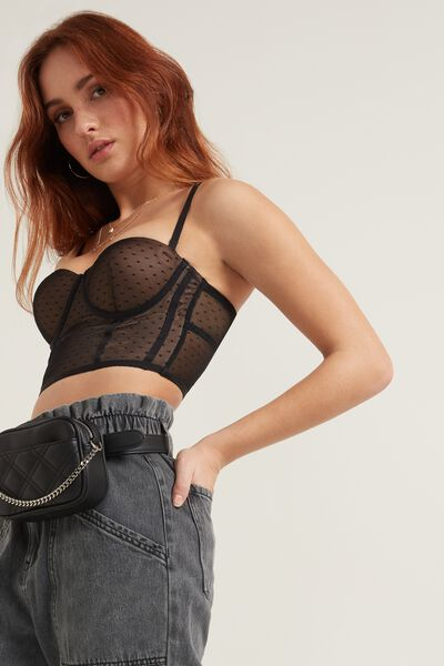 Soutien Bra Top Little Dots