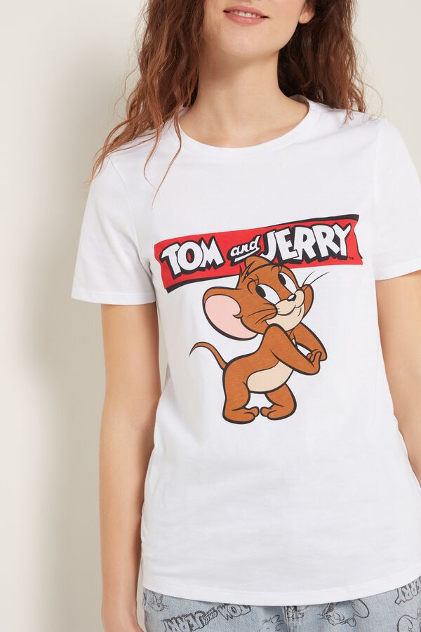 Cotton Tom and Jerry T-Shirt